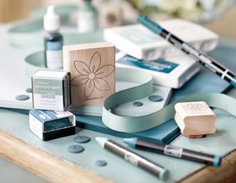 stampin up party