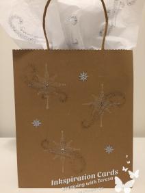 Star of Light Gift bag wm