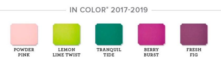 2017-19 In Colours