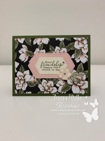 Magnolia Lane card