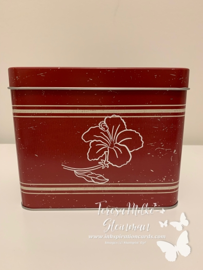 Cranberry Flower wm