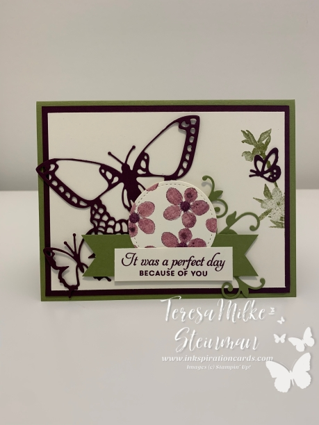 Butterfly Wishes Wink wm