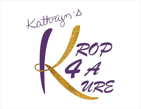Kathryn's Crop for the Cure logo