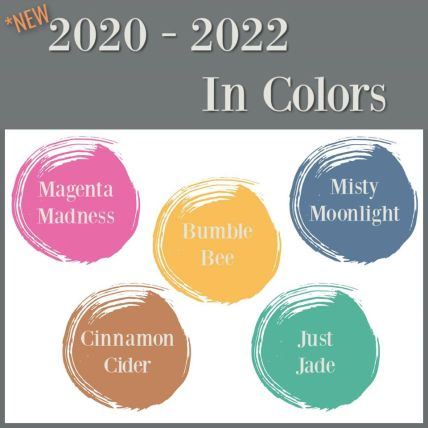 2020-2022 In Colours